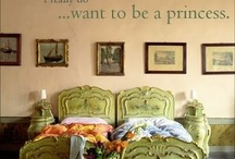 Favorite Places & Spaces / by Denise Preece