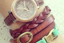 Watches! Bracelets!