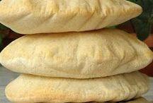 Kenyérfélék, Breads