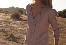 Plain, Natural Clothes