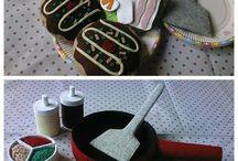 textil játékok