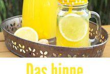 gesundes Getränk