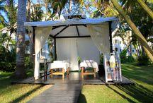 Renova Spa Riu Naiboa / Located at Bavaro, Dominican Republic. Riu Naiboa guests have access to the spa at the Riu Palace Bavaro.