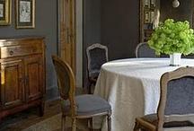 dining room / by Caroline Hogan