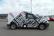 Grafika Samochodowa / Vehicle Graphics