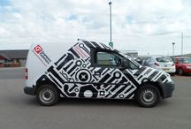 Block Colour Car Wrap