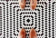 = feet floor =