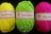 Yarn: Neon Alafoss Lopi / Neon Yarn from Ístex - order online at alafoss.is