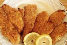 Food ψάρι