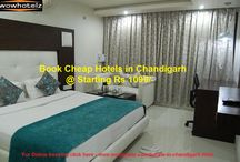 Cheap hotels in Chandighar /  Book cheap hotels in chandigarh which matching according your pocket. Checkout our awesome choice of hotelz to matching your budget and you will definitely find something different price from others. Feel free to contact us here: 9251 711 711.