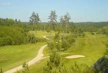 Golf courses Sweden, golfbaan Zweden / Golf courses Sweden, golfbaan Zweden