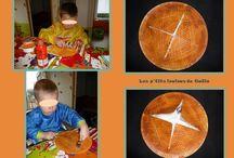 Bricolages pour l'épiphanie par les p'tits loulous de Gaëla / Bricolages et activités des enfants/assistante maternelle