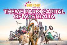 Gold Coast / Destinational images for the Gold Coast - Queensland