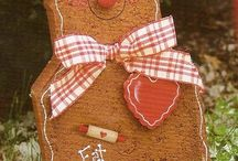 gingerbread / by April Ritchea