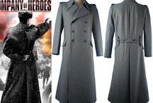 Company of Heroes 2 costumes / Company of Heroes 2 cosplay costume uniform trenchcoat overcoat