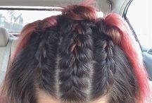 Adventure hair