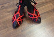 Ballroom Dance Shoes / Standardtanzschuhe