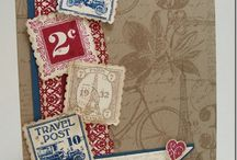 SU Postage Due / DIY Cards / by Kathy Coignard