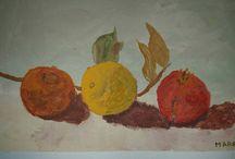OBRAS DE MARGU / Mis pinturas