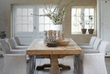 dining table  / by Lisa Walmer