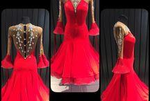 платья для стандарта