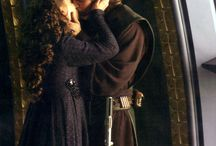 Anakin and Padme love