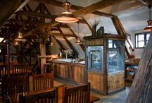 Beskyds: Places to eat / There are many great dishes to discover in the Czech republic, here are some of the restaurants we enjoy eating at in our local area.