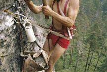 Ikoniske klatreshots