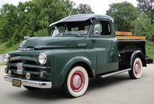 Dodge 52 b3 pickup