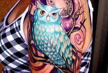 tattoo ideas / by Jennifer Sloan