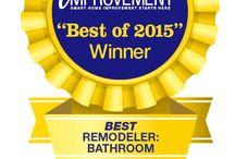 Awards / Best Bathroom Remodeler