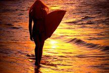 Surfer girls / Surfer girl