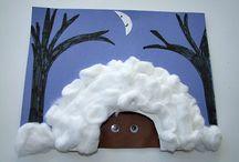 Hibernation Activities/Ideas / by Rachel Struck
