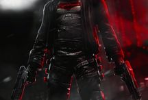 Jason Todd the Red hood