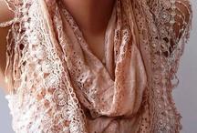 scarves / by Sandra Bolser