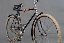 rower dziadka