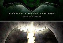 Bat Family & JL