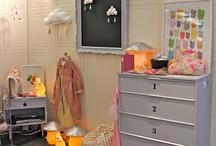 Kinderlampen ★ Children's lighting / Inspiratie voor kinderkamerverlichting * sfeerfoto's van kinderlampen en babykamerlampen *  DIY kinderlampen