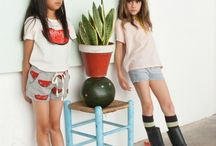 Ss 2015 for little miss Z and little miss A / by Frederique T
