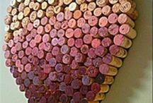 Prace z korków do wina