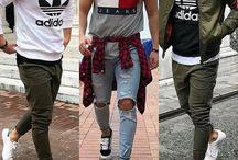 Moda masculina urbana