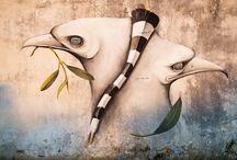 World of Urban Art : ANA MARIETTA