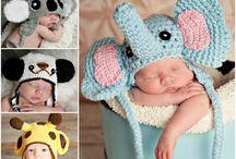 Knit & Crochet Animals / Cute & funny knit & crochet animals