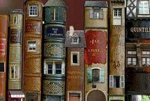 Tecido livro ou biblioteca