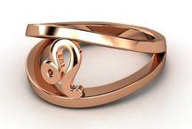 Zodiac Rings...
