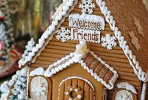 Christmas: Gingerbread House
