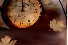 Time / Wenn die Zeit kommt, in der man könnte, ist die vorüber, in der man kann.