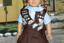 "019 Uniforms for 18in Dolls / For 18"" Dolls: Sports Uniforms; Work Uniforms; Club Uniforms; Service Uniforms."