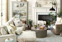 Living Room - French Country