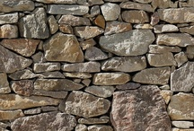 Stone wall types